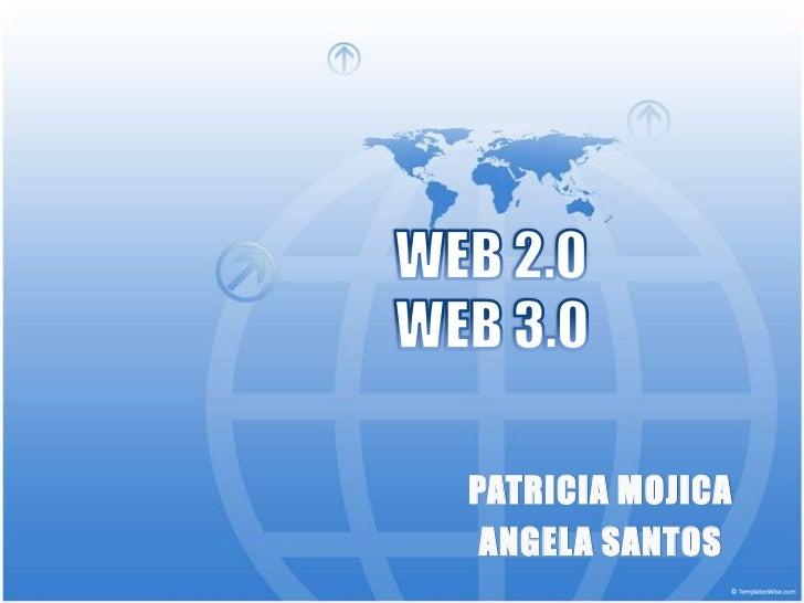 Web 2.0 y 3.0 uptc admon industrial