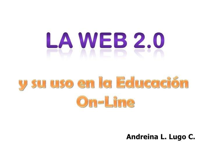 Andreina L. Lugo C.