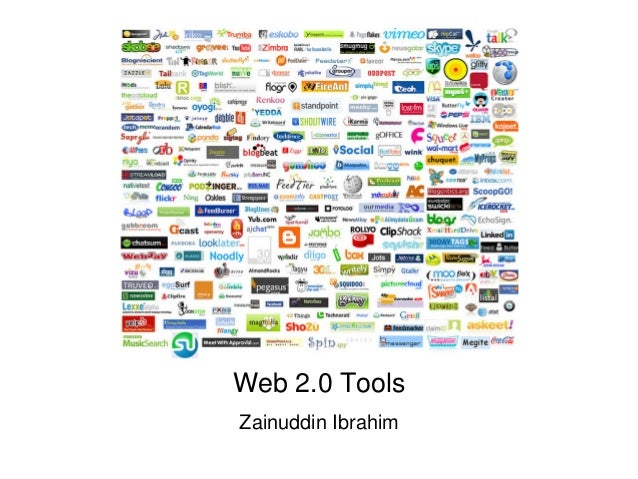 Zainuddin Ibrahim Web 2.0 Tools