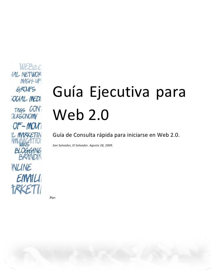 Web 2 0   101