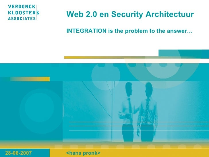 Web2.0: Integration issues