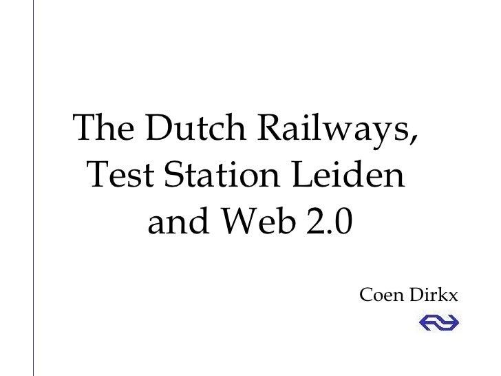 Web 20 Dutch Railways Teststation Leiden 1228861397788772 8