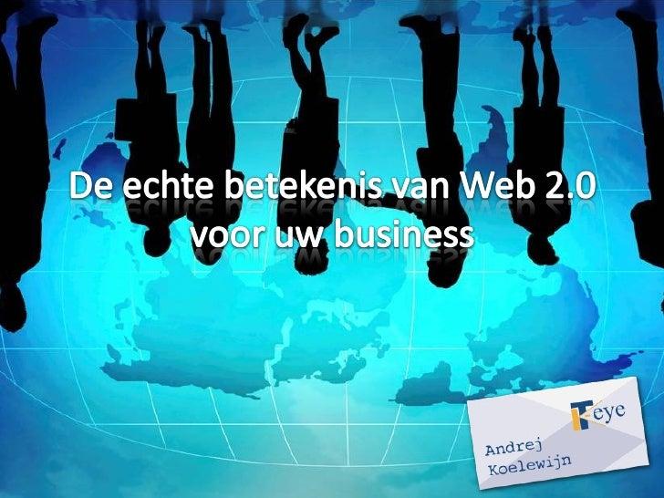 Web20 Enterprise20