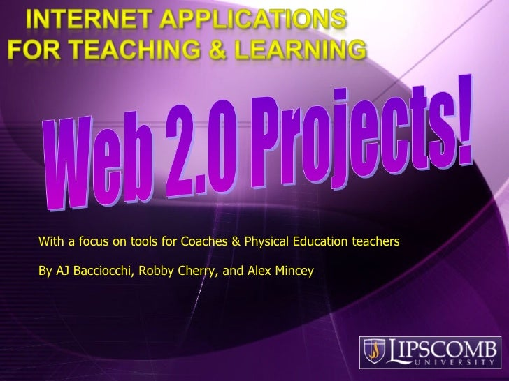 Web 2 0 Projects Pe