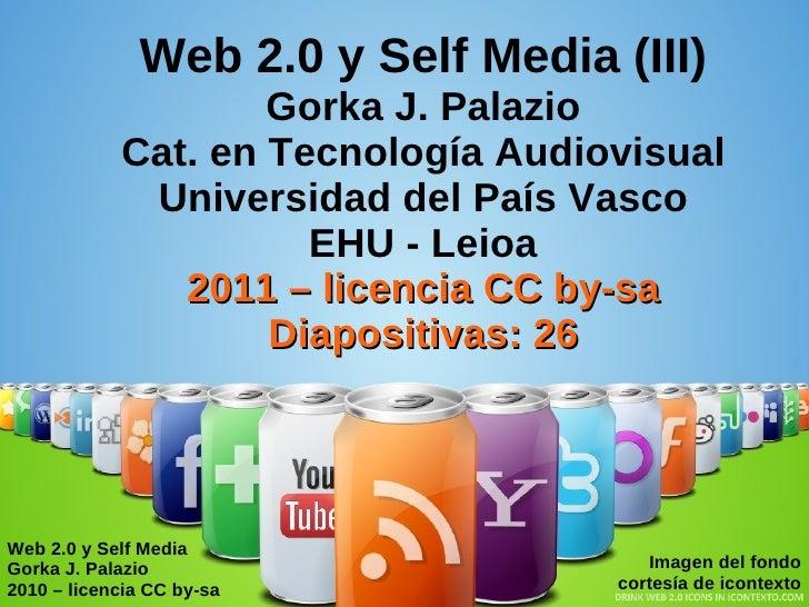 Web2.0 self media (3)