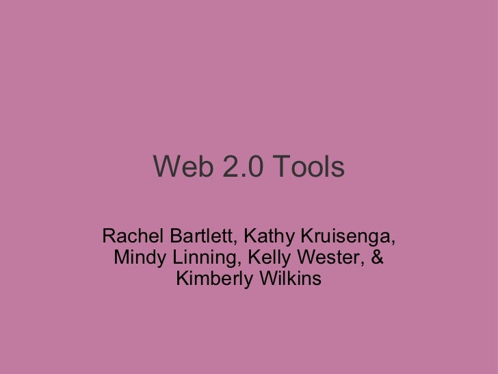 Web 2 0_tools_sp11_group_a