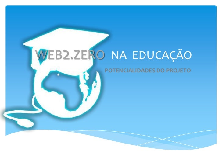 Web2.Zero na educação