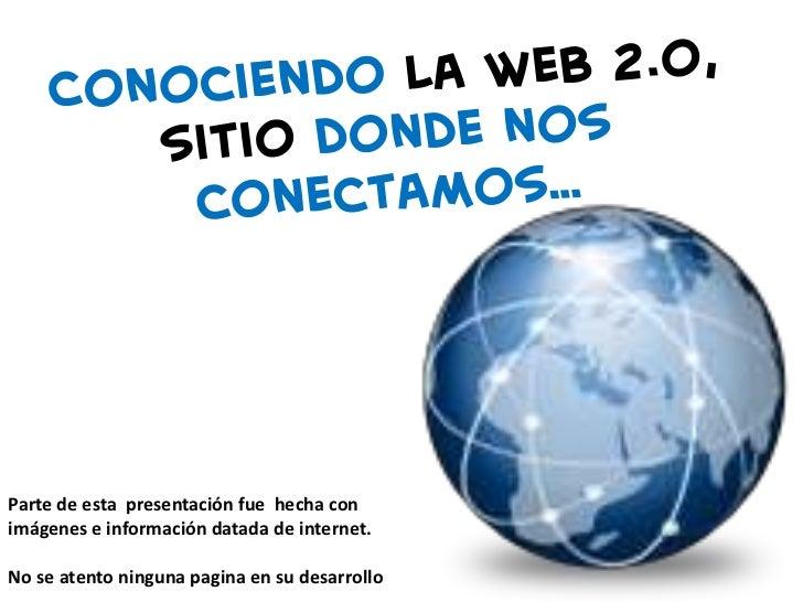 Web2.0 generalidades