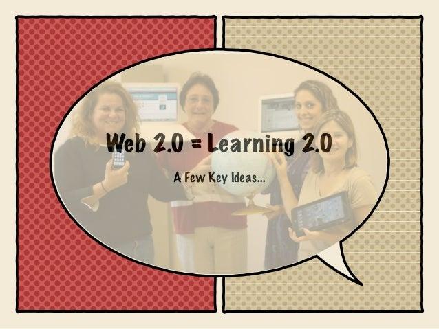 Web 2.0 Recap