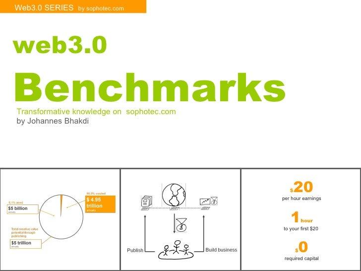 web3.0   Benchmarks Transformative knowledge on  sophotec.com by Johannes Bhakdi Web3.0 SERIES  by sophotec.com  $ 20 per ...