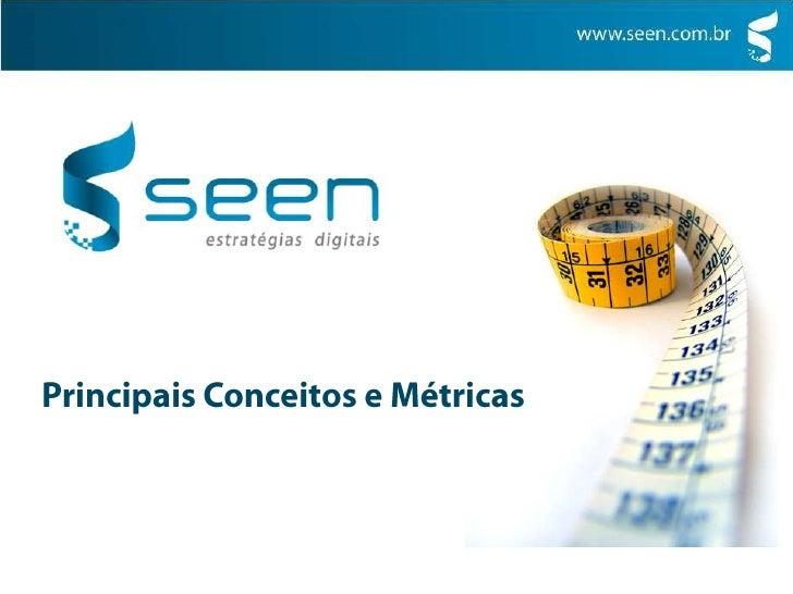 Web Analytics - Principais Conceitos e Métricas