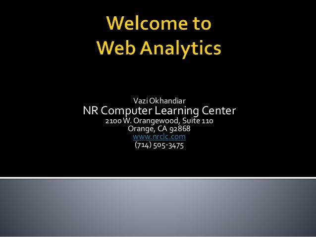 Web analytics   v1.1