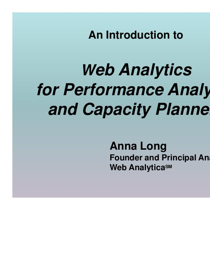 Web analyticspres -am-long