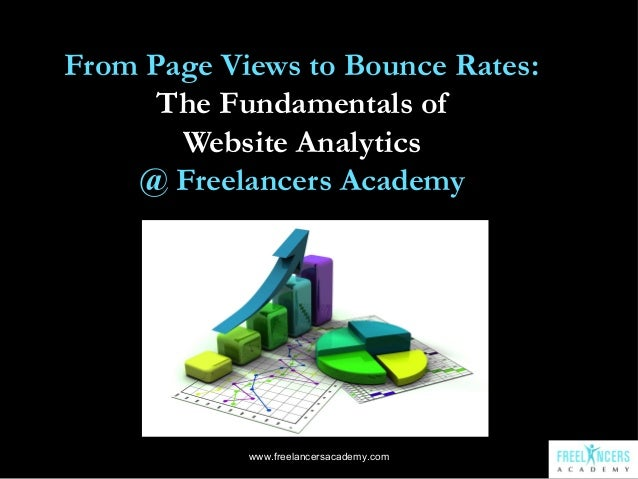 From Page Views to Bounce Rates: The Fundamentals of Website Analytics @ Freelancers Academy  www.freelancersacademy.com