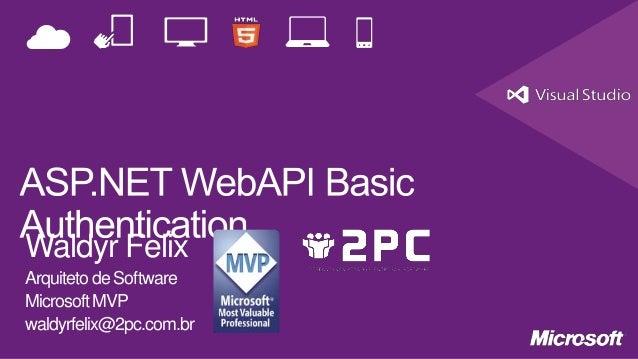 ASP.NET WebAPI HTTP Basic Auth