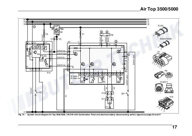 Webasto Thermo Top Evo Installation Manual
