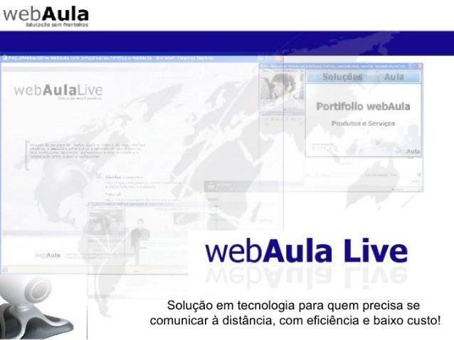 webAuIa  inucado in humans  ; — Solugdetw Aula l x»Au| a   Portifollo webAuIa  PM -_'. L 'l, ' 1' L:  rw(C§  webAula Live ...