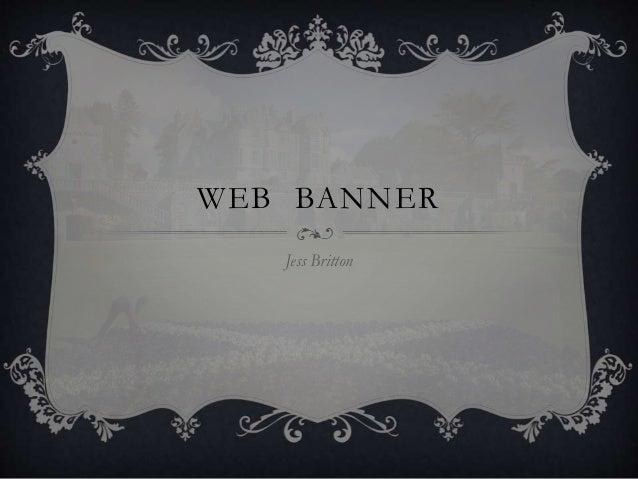 Web banner powerpoint