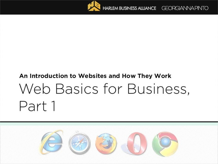 An Introduction to Websites and How They Work