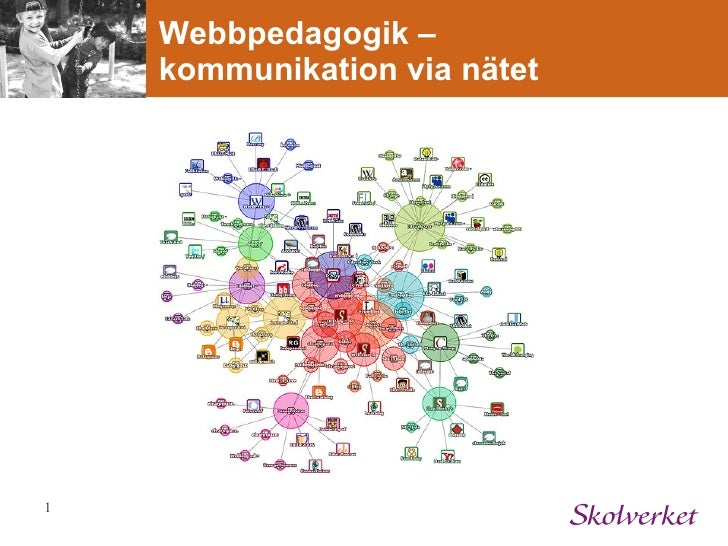 Webbpedagogik – kommunikation via nätet