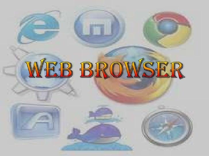 Web Browser<br />