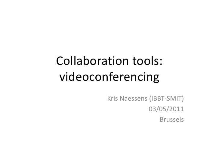 Breakout Collaboration tools -