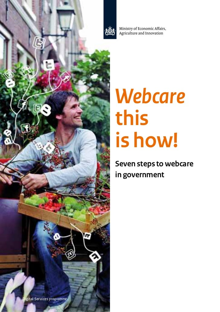 Webcare                             this                             is how!                             Seven steps to we...