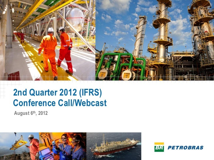2nd Quarter 2012 (IFRS)Conference Call/WebcastAugust 6th, 2012