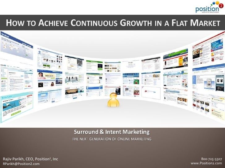 Webcast- How To Achieve Continuous Growth In A Flat Market