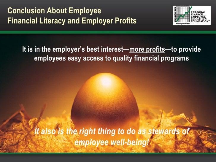 employers best interest