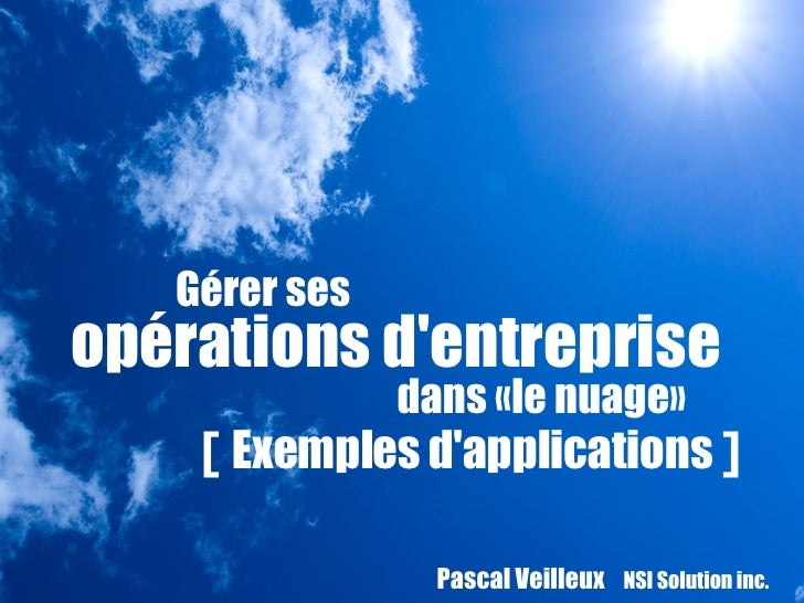 Webcom Montreal 2008 Pascal Veilleux