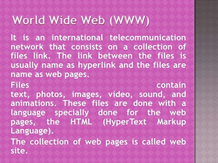 Web Concepts