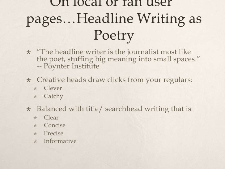 Meaning of content writer