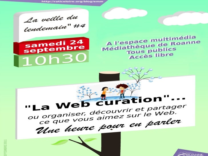 Web curation