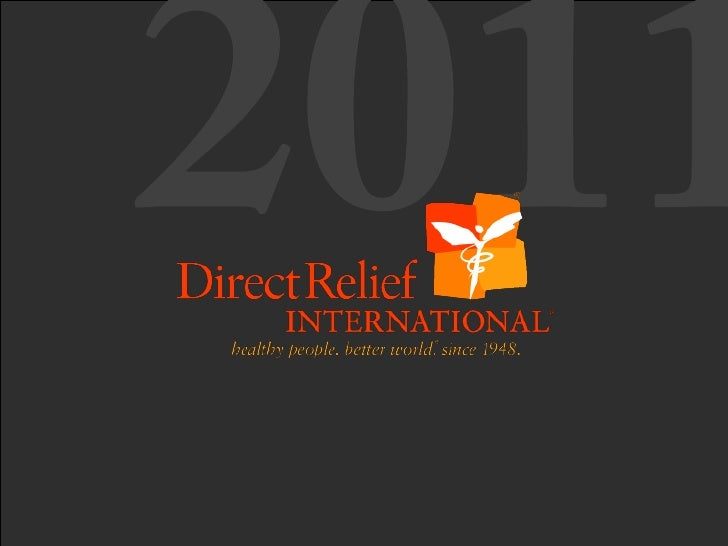 About Direct Relief