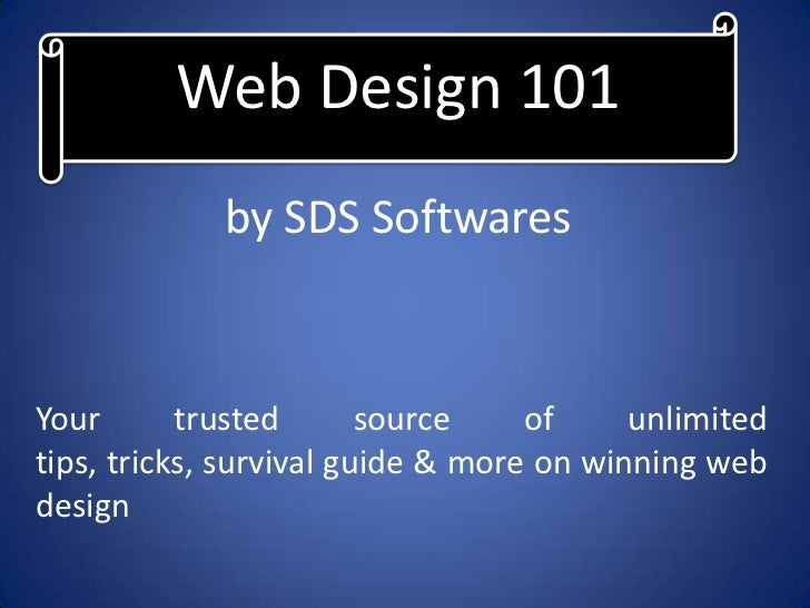 Web Design 101: Series 1, Requirement Gathering in Web Designing Projects
