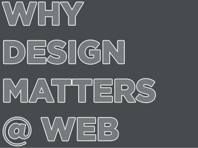 Some Web Design Dos and Don'ts