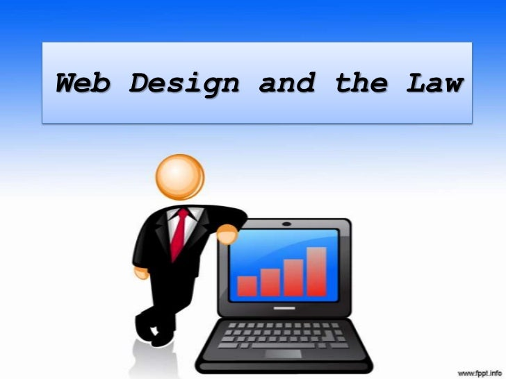 Web Design and the Law