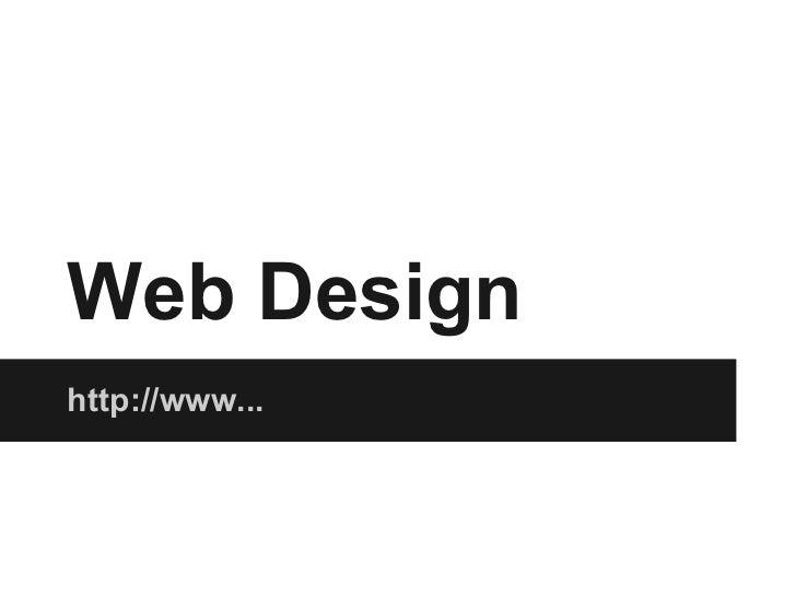 Web Design > Aula 00