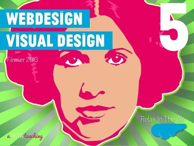 Cours de Web Design part.5
