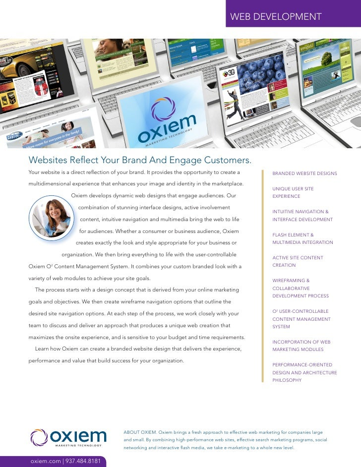 WEB DEVELOPMENT     Websites Reflect Your Brand And Engage Customers. Your website is a direct reflection of your brand. I...