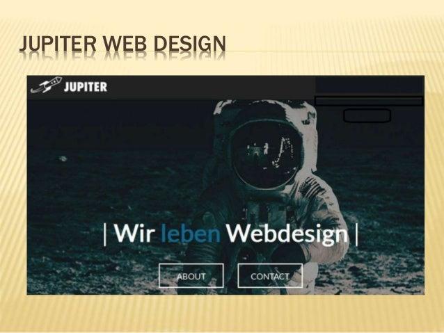 JUPITER WEB DESIGN