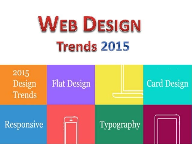 Web design trends 2015 for Home architecture trends 2015