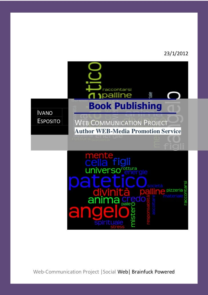 23/1/2012                                                                          Book Publishing                  IVANO ...
