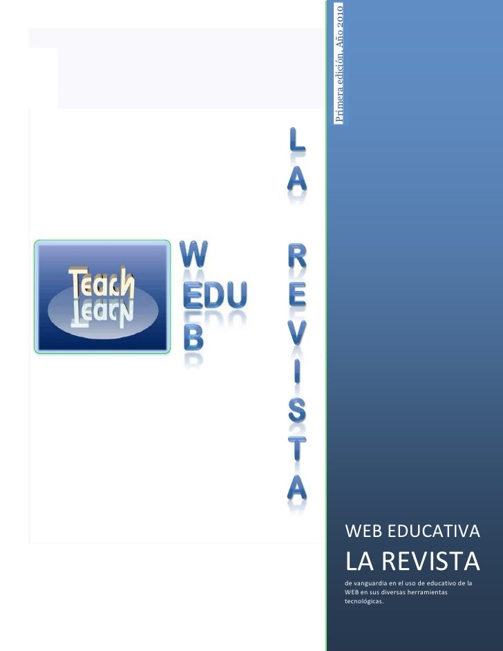 Web Educativa La Revista
