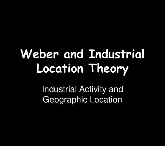 Weber notes 2013