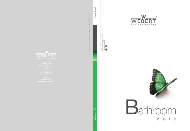 Webert Grifería de Baño y Ducha