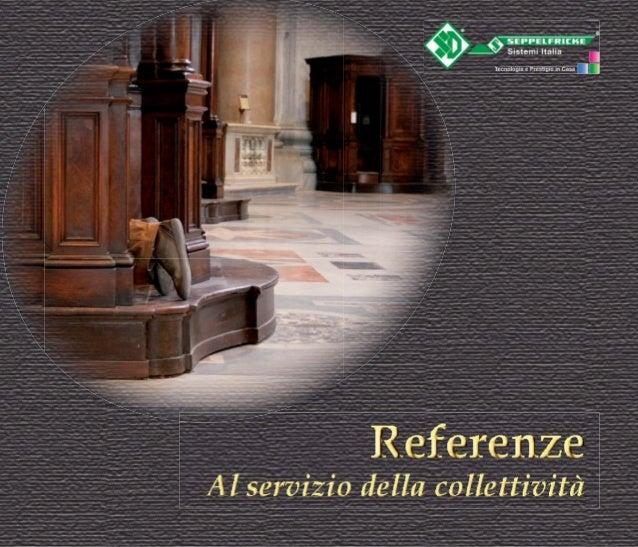Ed. 2012 Seppelfricke SD® è uno dei più prestigiosi marchi nel settore della termoi- draulica. Introdotta in Italia nel 19...