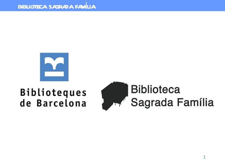 Coneix la biblioteca