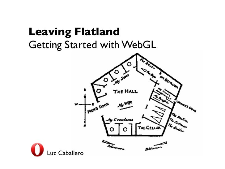 Leaving Flatland: getting started with WebGL